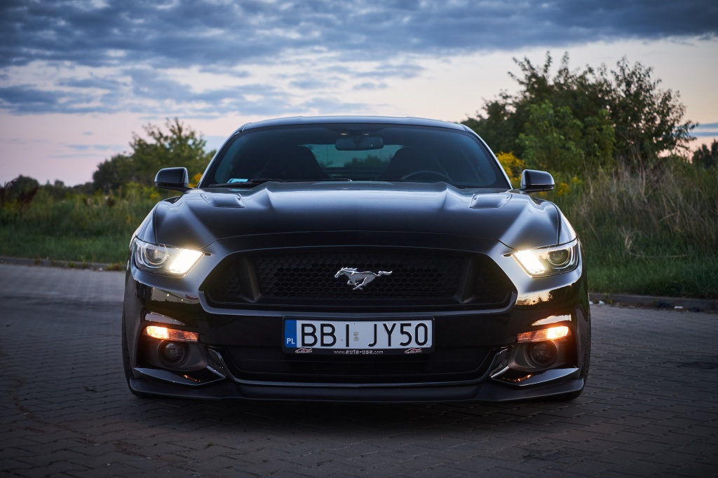 Ford Mustang GT 5.0